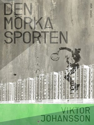 cover image of Den mörka sporten