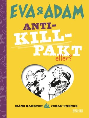 cover image of Anti-killpakt, eller?