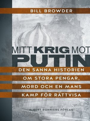 cover image of Mitt krig mot Putin
