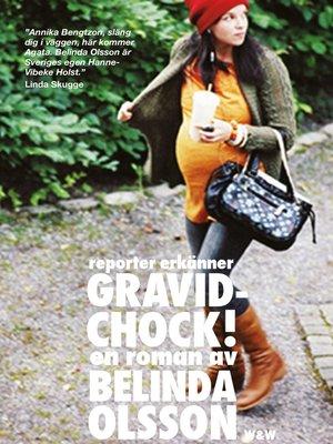 cover image of Gravidchock! Reporter erkänner