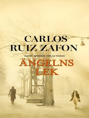 cover image of Ängelns lek
