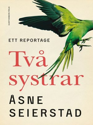 cover image of Två systrar