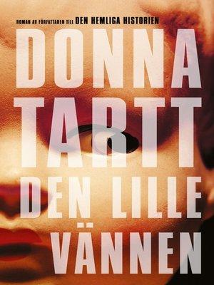cover image of Den lille vännen
