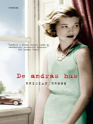 cover image of De andras hus
