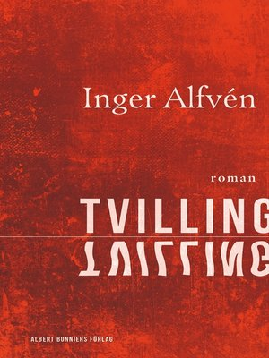 cover image of Tvilling