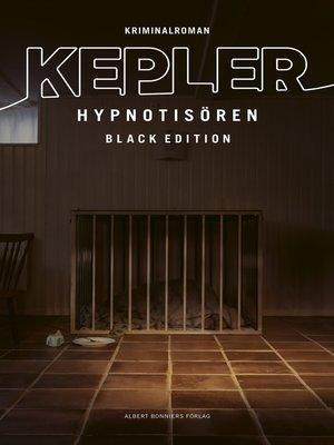 cover image of Hypnotisören--Black edition