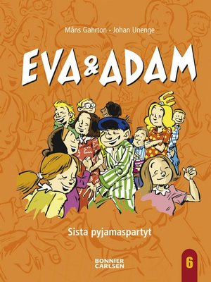 cover image of Eva & Adam 6