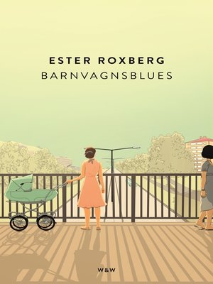 cover image of Barnvagnsblues