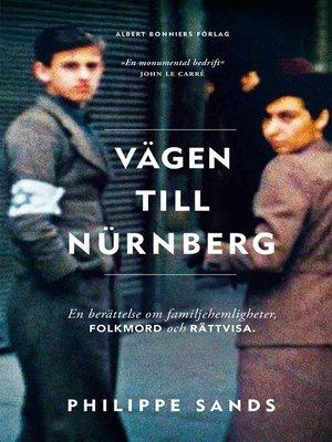 cover image of Vägen till Nürnberg