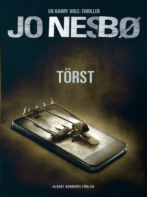 cover image of Törst