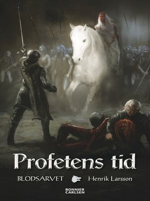 cover image of Profetens tid