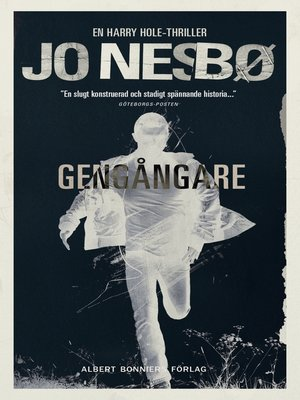 cover image of Gengångare
