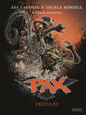 cover image of PAX. Pestan