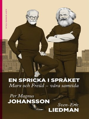 cover image of En spricka i språket
