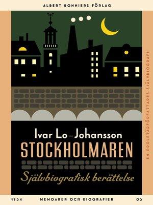 cover image of Stockholmaren