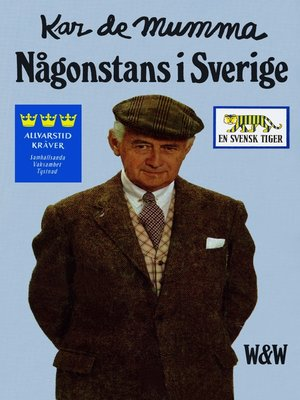 cover image of Någonstans i Sverige