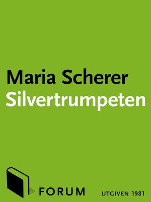 cover image of Silvertrumpeten