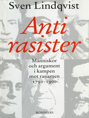 cover image of Antirasister