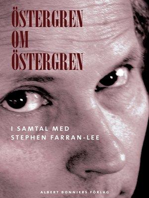 cover image of Östergren om Östergren