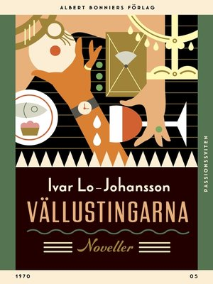 cover image of Vällustingarna