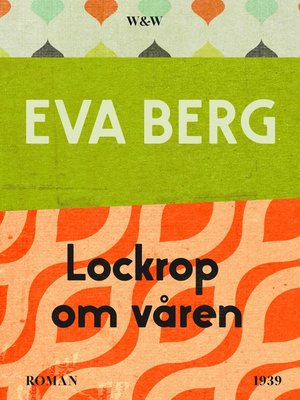 cover image of Lockrop om våren
