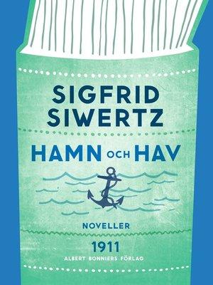 cover image of Hamn och hav