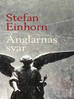 cover image of Änglarnas svar