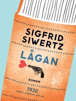 cover image of Lågan