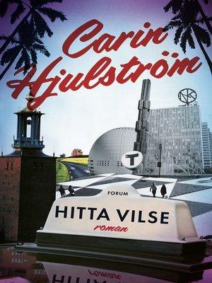 cover image of Hitta vilse