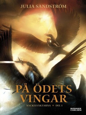 cover image of På ödets vingar