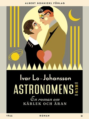 cover image of Astronomens hus