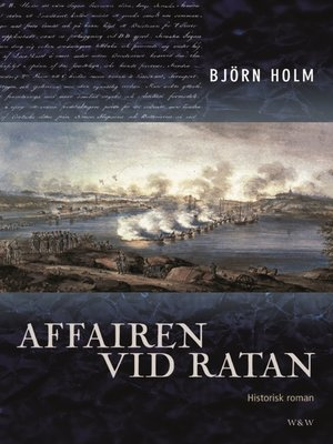 cover image of Affairen vid Ratan