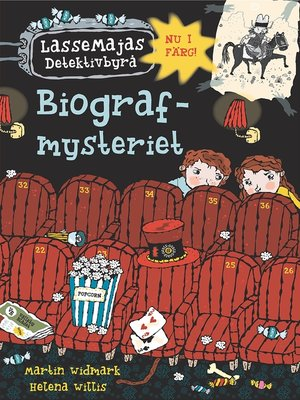 cover image of Biografmysteriet