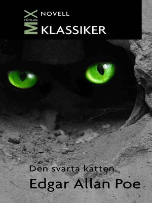 cover image of Den svarta katten