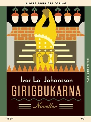 cover image of Girigbukarna