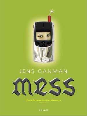 cover image of Mess