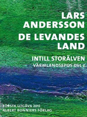 cover image of De levandes land
