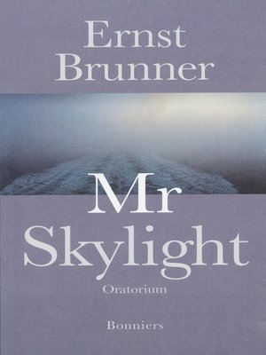 cover image of Mr Skylight