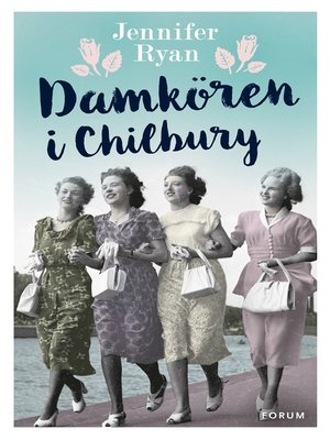 cover image of Damkören i Chilbury