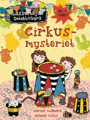 cover image of Cirkusmysteriet