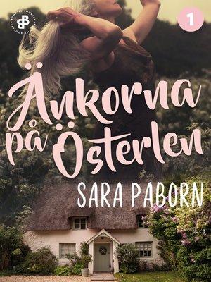 cover image of Änkorna på Österlen