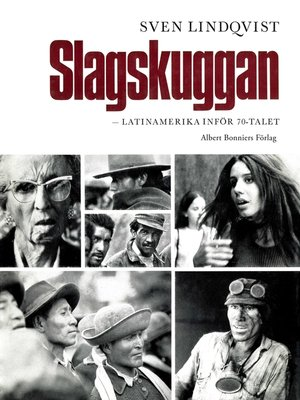 cover image of Slagskuggan