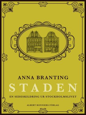 cover image of Staden