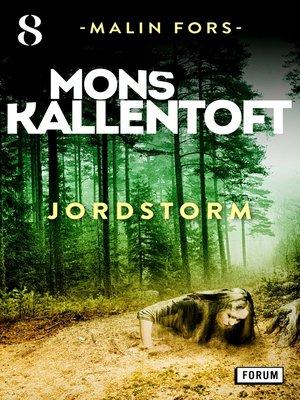 cover image of Jordstorm