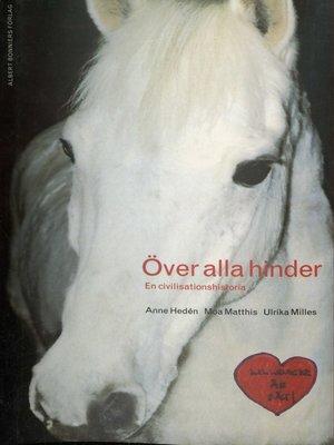 cover image of Över alla hinder