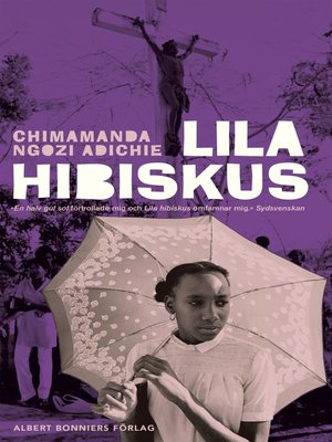 cover image of Lila hibiskus