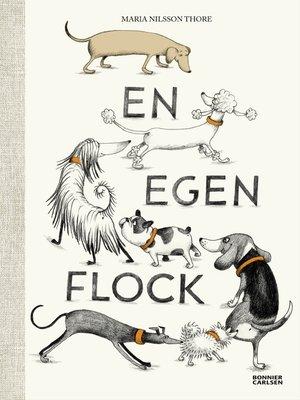 cover image of En egen flock
