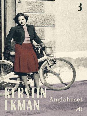 cover image of Änglahuset