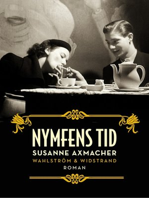 cover image of Nymfens tid