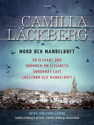 cover image of Mord och mandeldoft